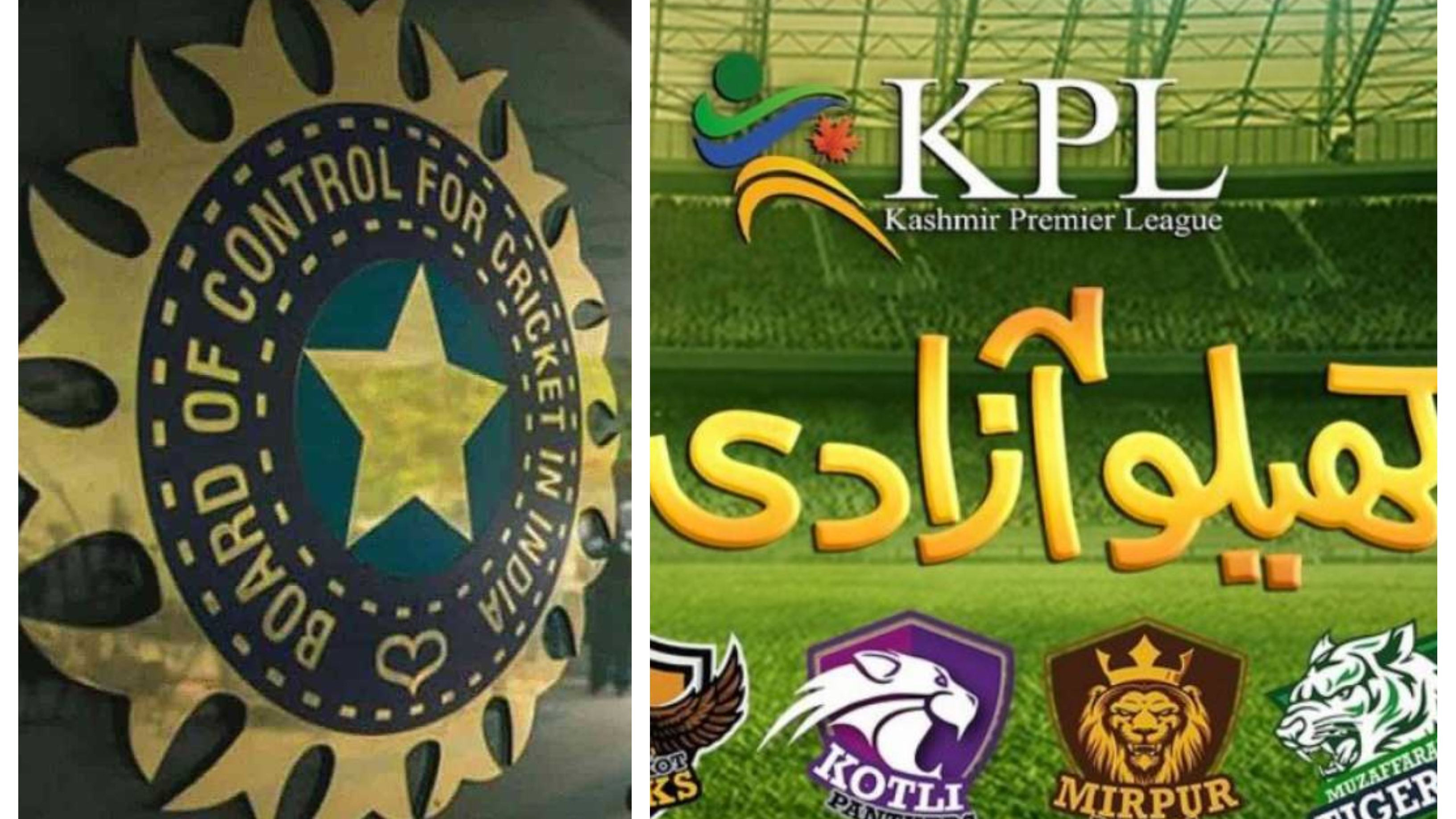 'They can't be part of any cricketing activity in India', BCCI's warning for those participating in PoK league