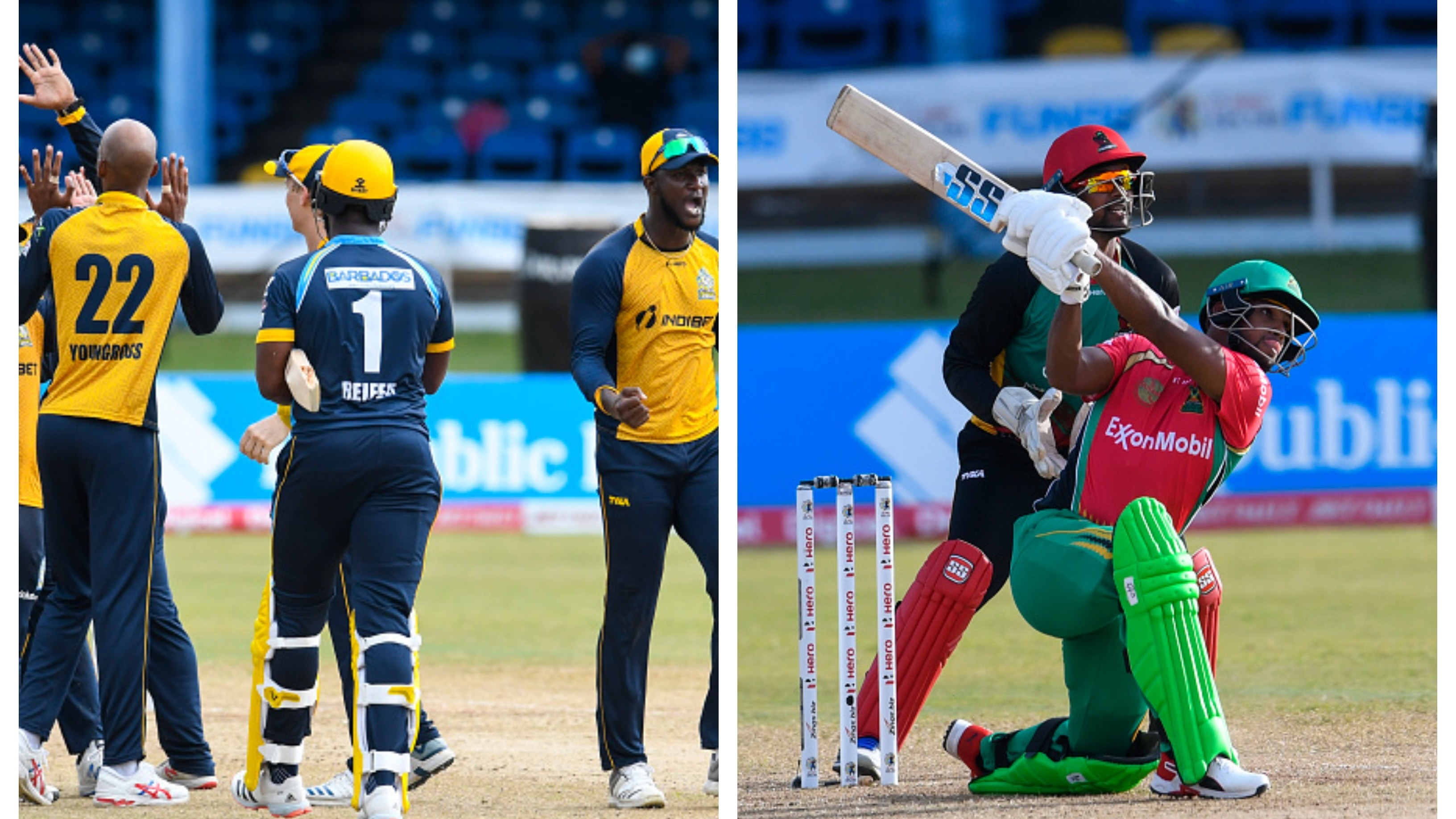 CPL 2020: Zouks win over Tridents in a low-scoring contest;Pooran's ton takes Warriors past Patriots