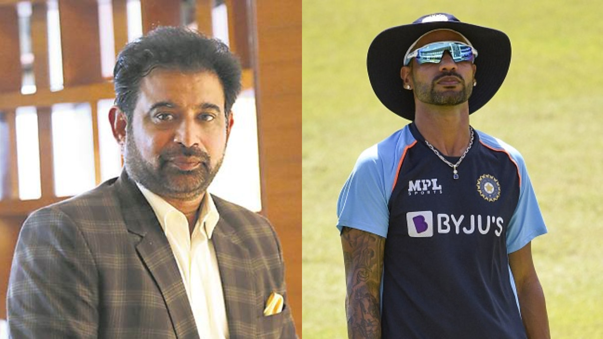 T20 World Cup 2021: Chetan Sharma refuses to disclose discussions on Shikhar Dhawan's exclusion