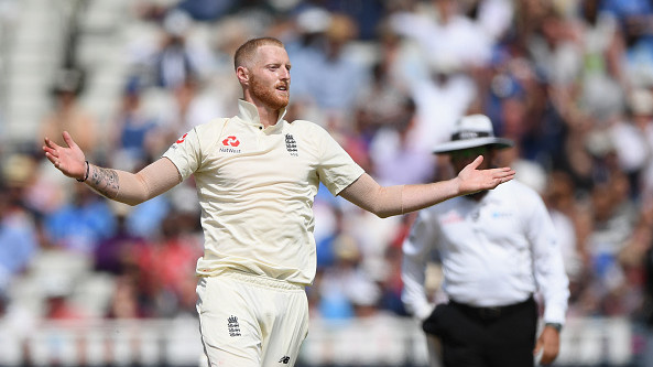 ENG v IND 2018: Ben Stokes added to England's squad for Trent Bridge
