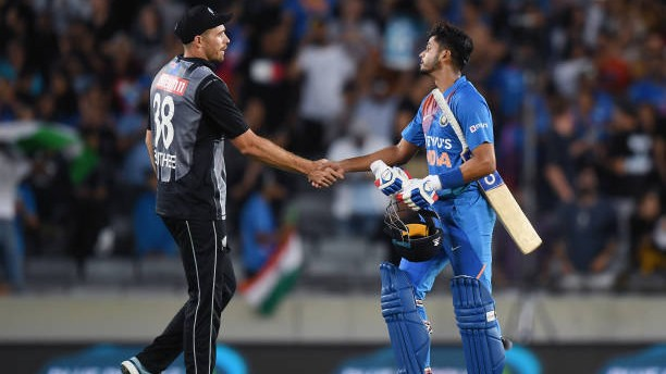 NZ v IND 2020: First T20I - Statistical Highlights