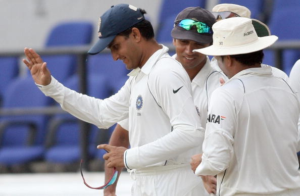 Ganguly reveals he had rejected Dhoni's offer to lead India the first time around in his final Test