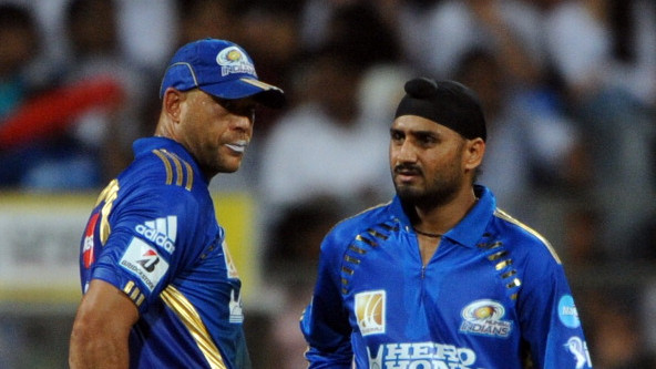 Harbhajan Singh calls Andrew Symonds a fiction writer after his claims over monkey-gate