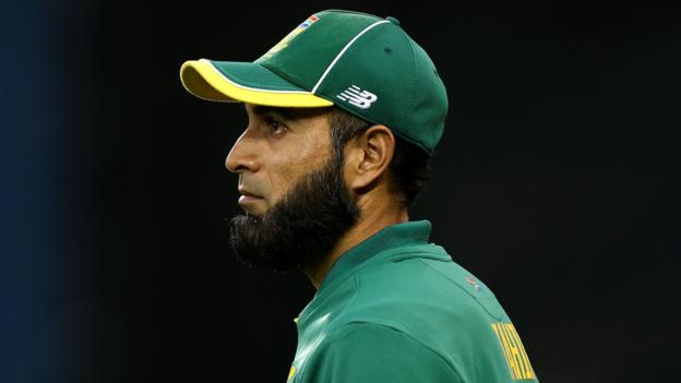 Cricket South Africa comes out in support of Imran Tahir over racial criticism