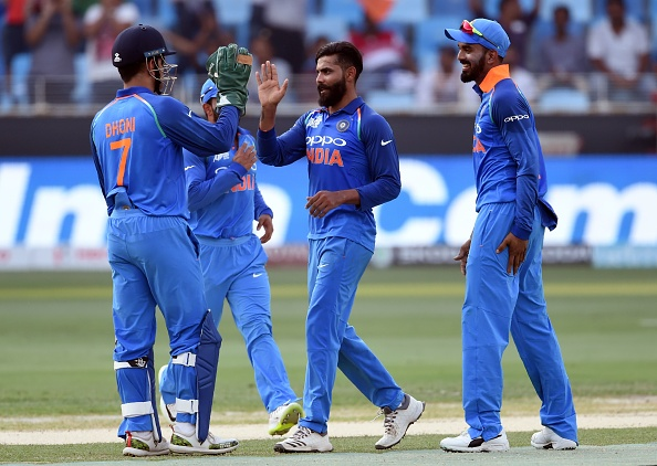 Jadeja made his comeback to ODI team during the Asia Cup last year | Getty