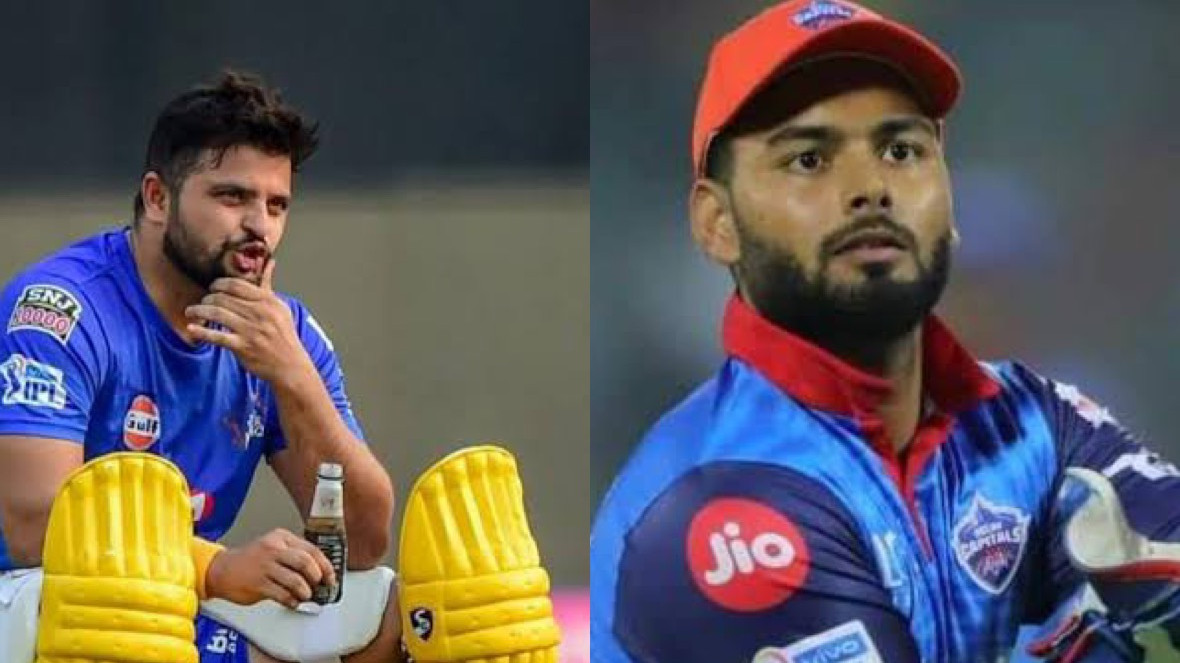 Koi bhi usse mandir ka ghanta samajhke baja rha tha- Suresh Raina on Rishabh Pant; says he will stay for 10-15 years