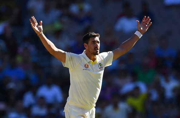 Starc hasn't been at his best in red-ball cricket lately | Getty