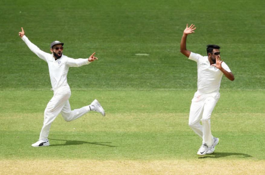 विराट कोहली व रविचंद्रन अश्विन | Getty
