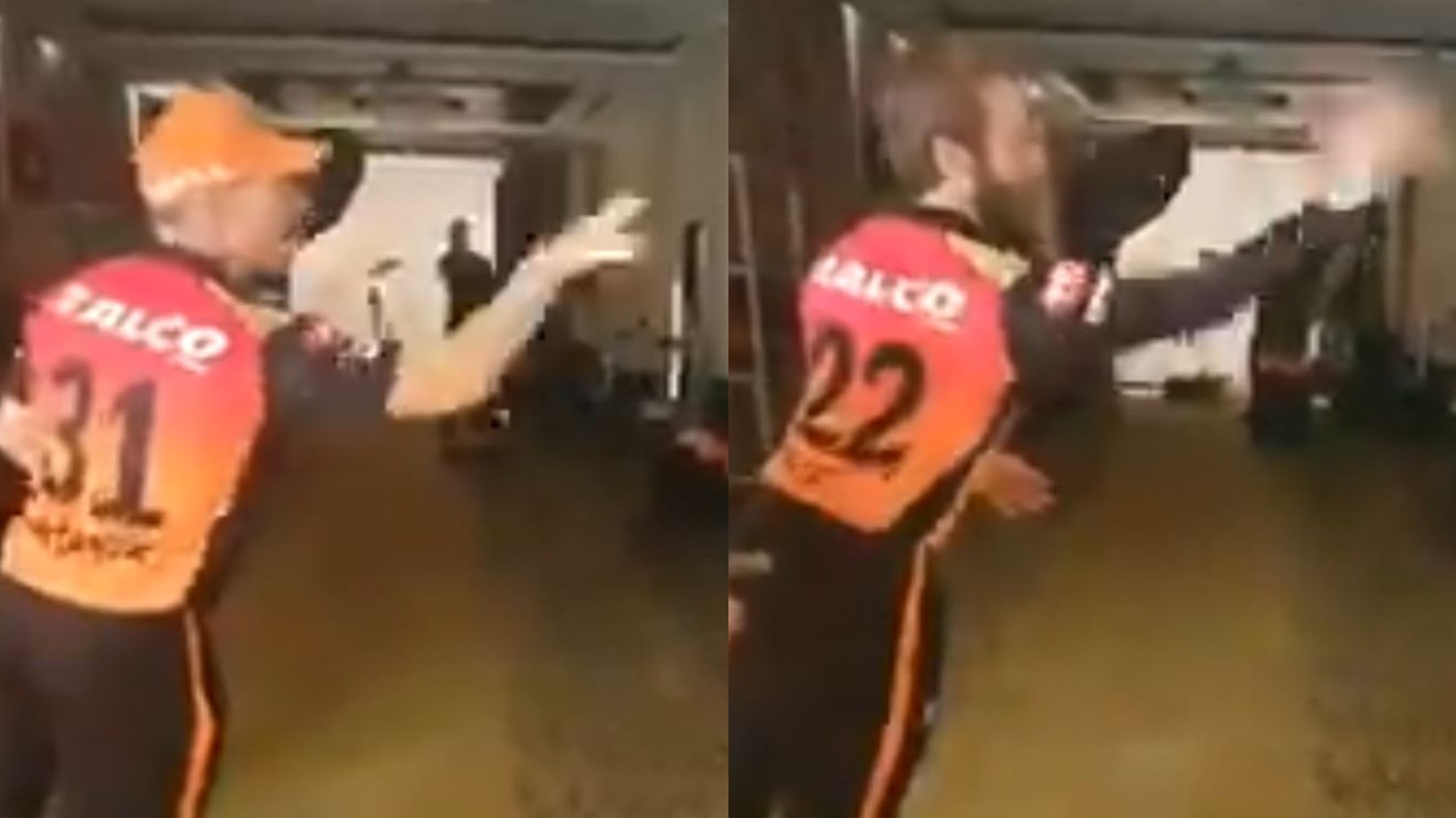 IPL 2020: WATCH- SRH's Williamson and Warner play darts to sharpen skills ahead of their first game