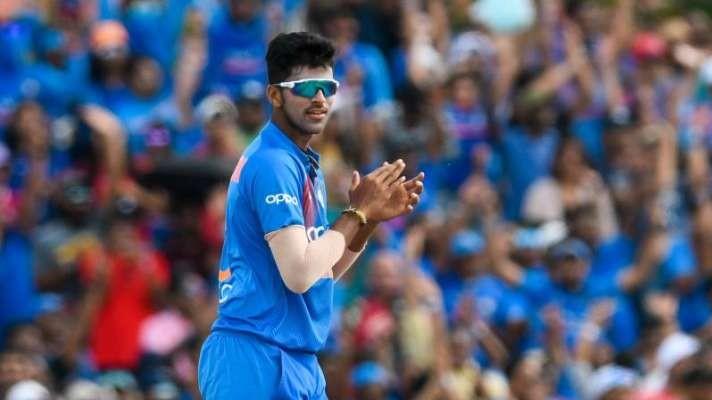 IND v WI 2019: Washington Sundar unfazed by the