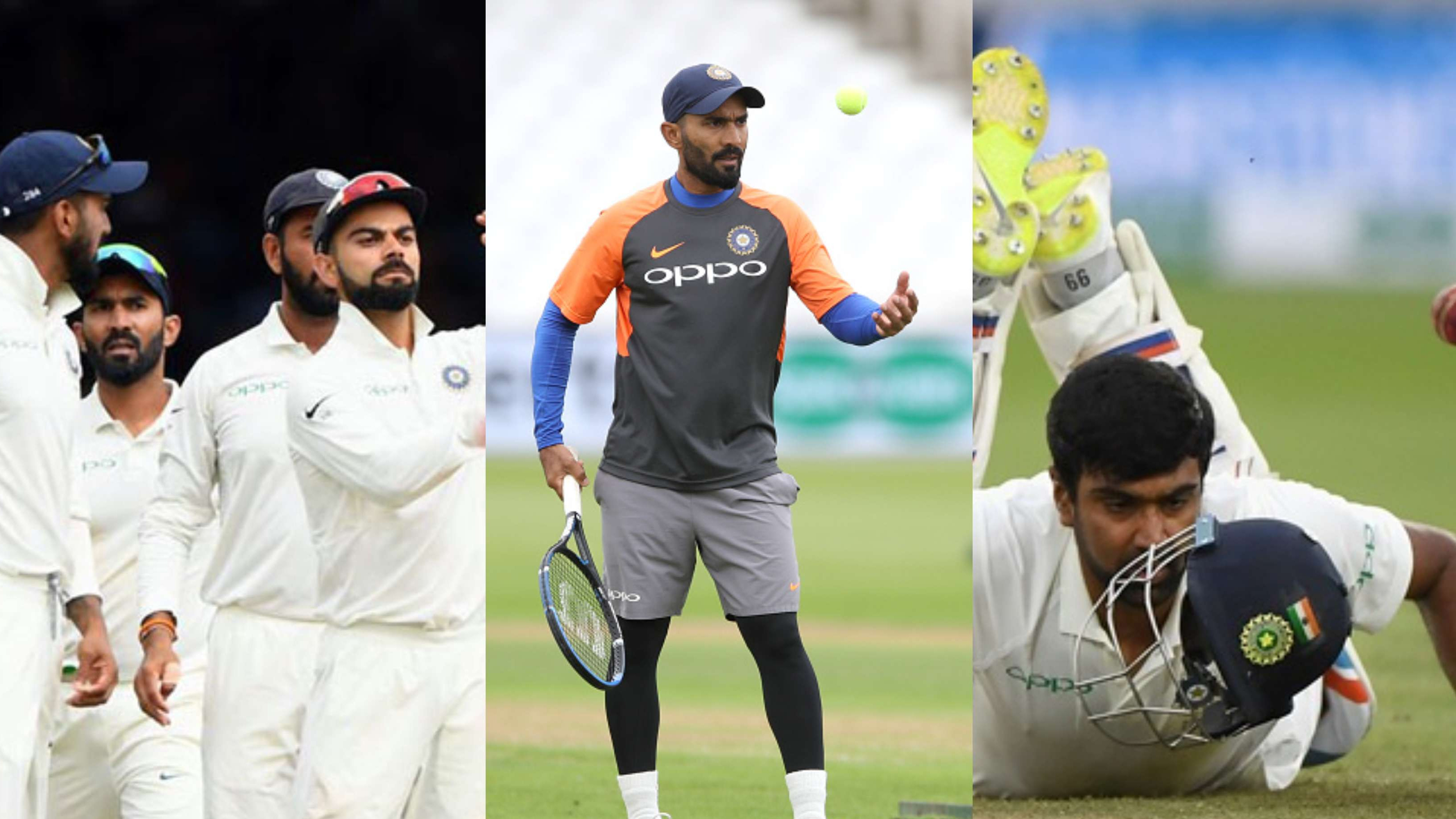 ENG v IND 2018: Injury scare for Team India before the 3rd Test at Trent Bridge