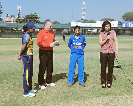 Anjum Chopra during ICC Women's World Cup 2017 | Twitter