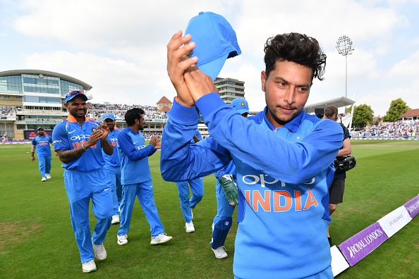 England's survival in the series depends on how well they play Kuldeep at Lord's | Getty