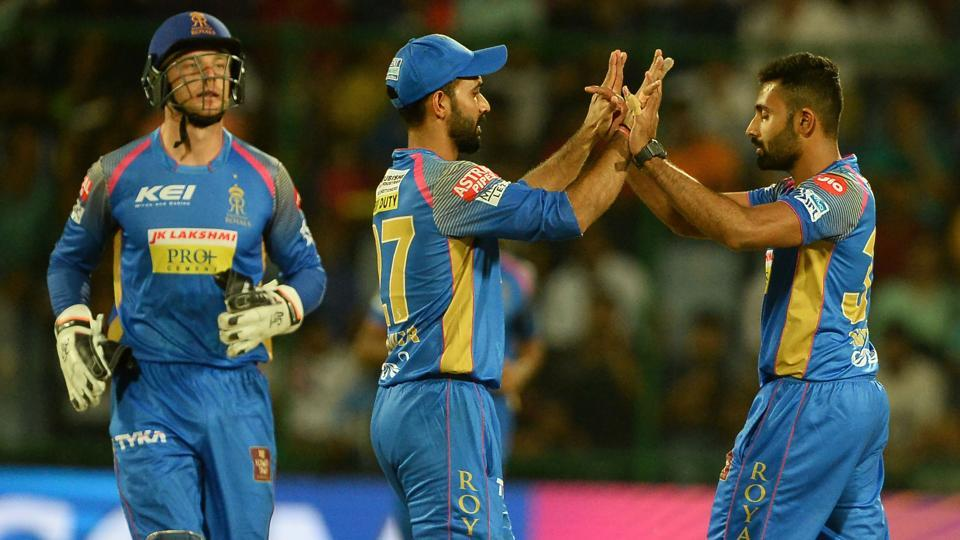 IPL 2018 : Match 38 , KXIP vs RR - Statistical Preview