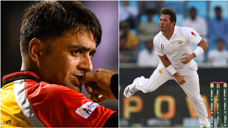 PAK v NZ 2018: Rashid Khan praises Yasir Shah after he destroys New Zealand with 8/41