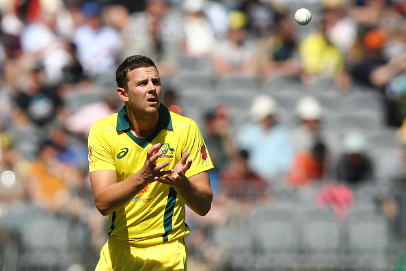 Josh Hazlewood trying to focus on Australia A tour | Getty Images