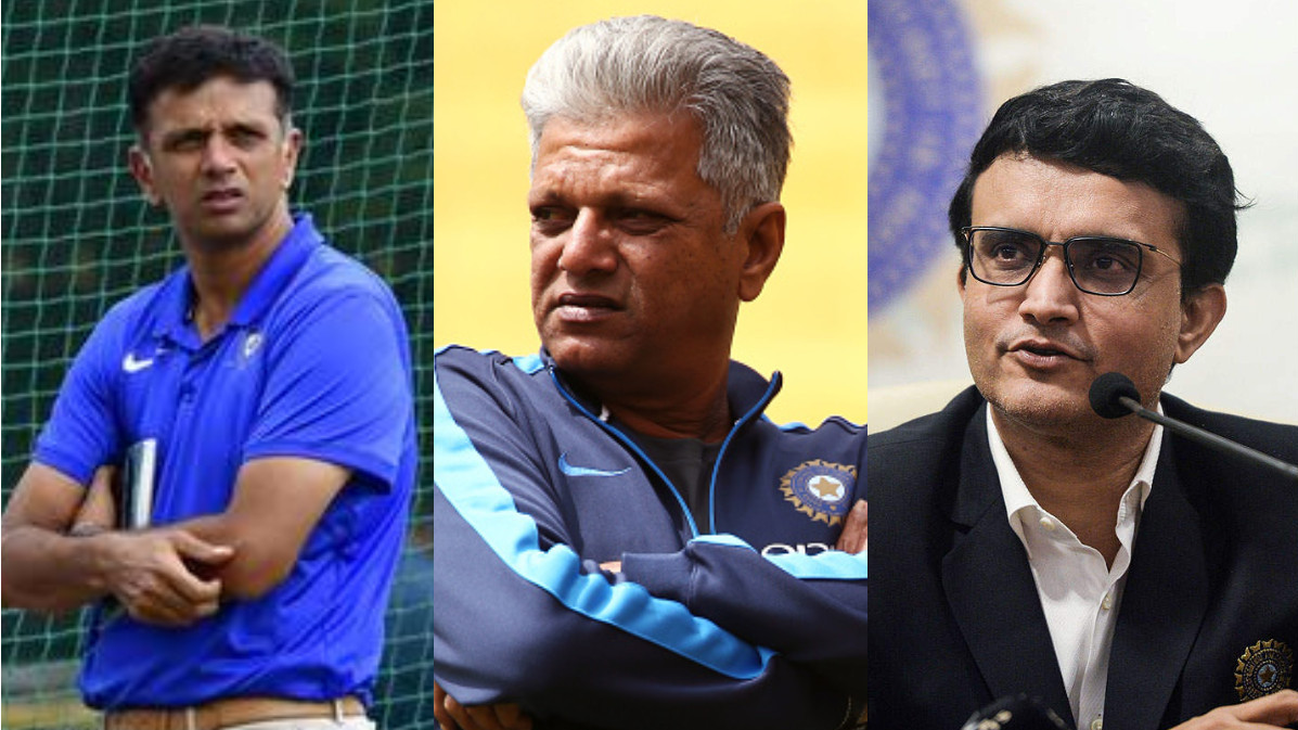 WV Raman writes to Sourav Ganguly and Rahul Dravid about 'smear campaign' against him