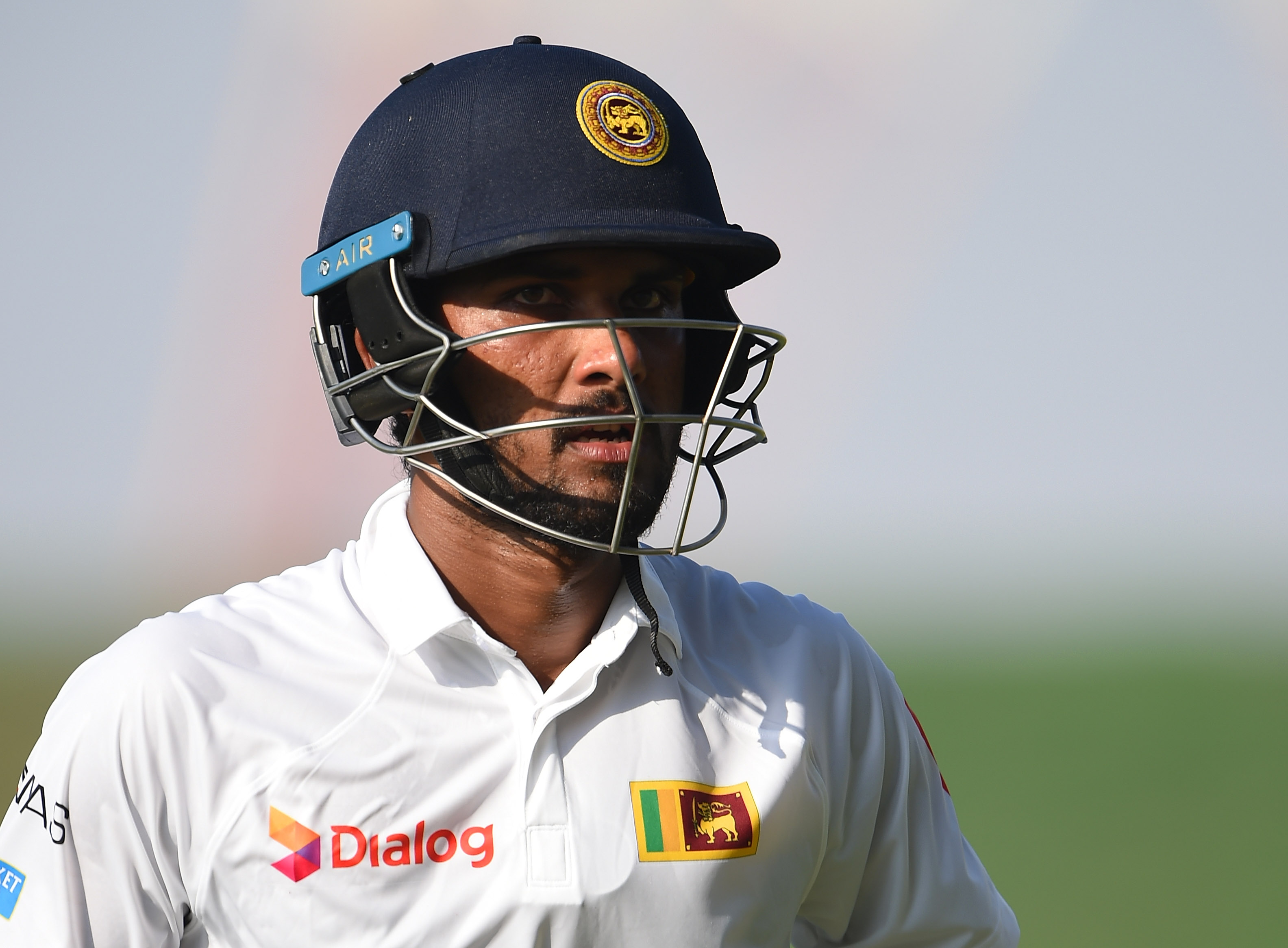 Chandimal was found guilty of tampering with the ball in St. Lucia Test against West Indies last month | Getty