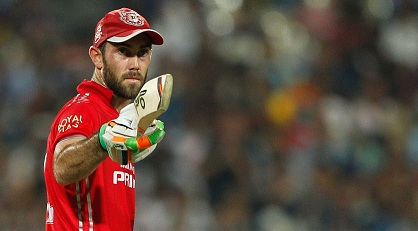Glenn Maxwell didn't have a good IPL in 2017 | AFP