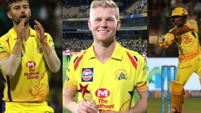 WATCH: Sam Billings joins Mark Wood in his tribute to Ambati Rayudu