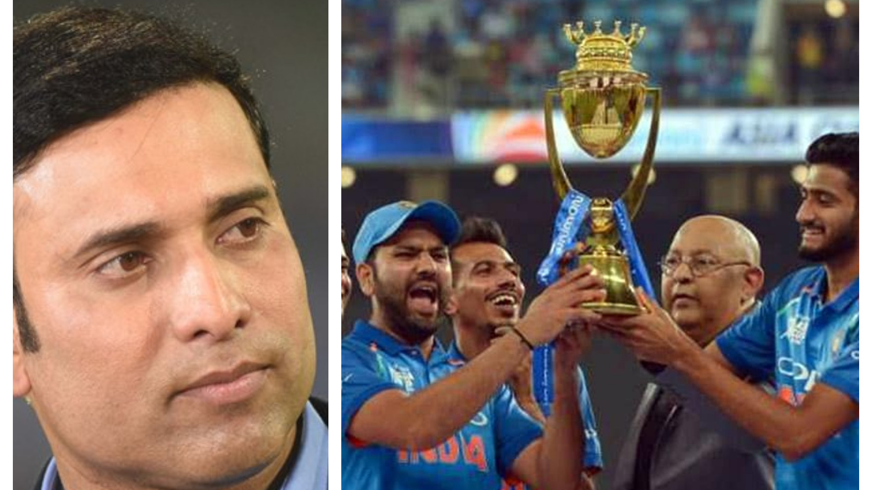 VVS Laxman says that the Indian team's middle order woes are for all to see despite Asia Cup triumph