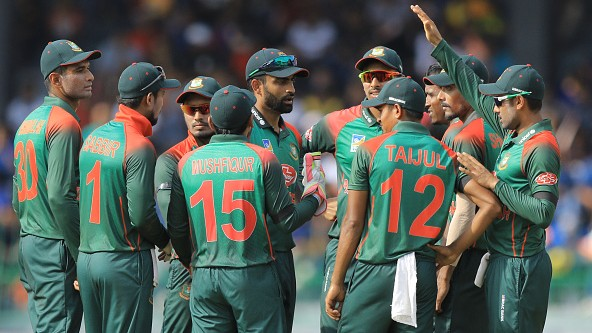 Bangladesh players to donate half-month salaries to help fight COVID-19 pandemic