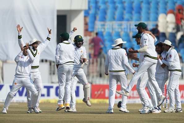 Pakistan won by an innings and 44 runs | Getty