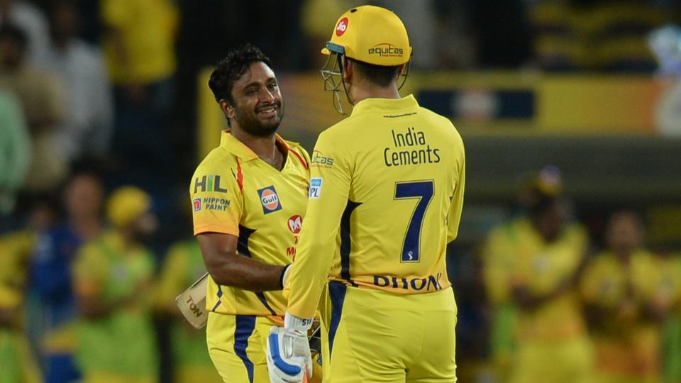 IPL 2018: Study shows Ambati Rayudu was a more valuable player than MS Dhoni in IPL 11