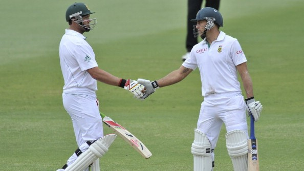 Faf du Plessis hails Jacques Kallis after he was bestowed with the