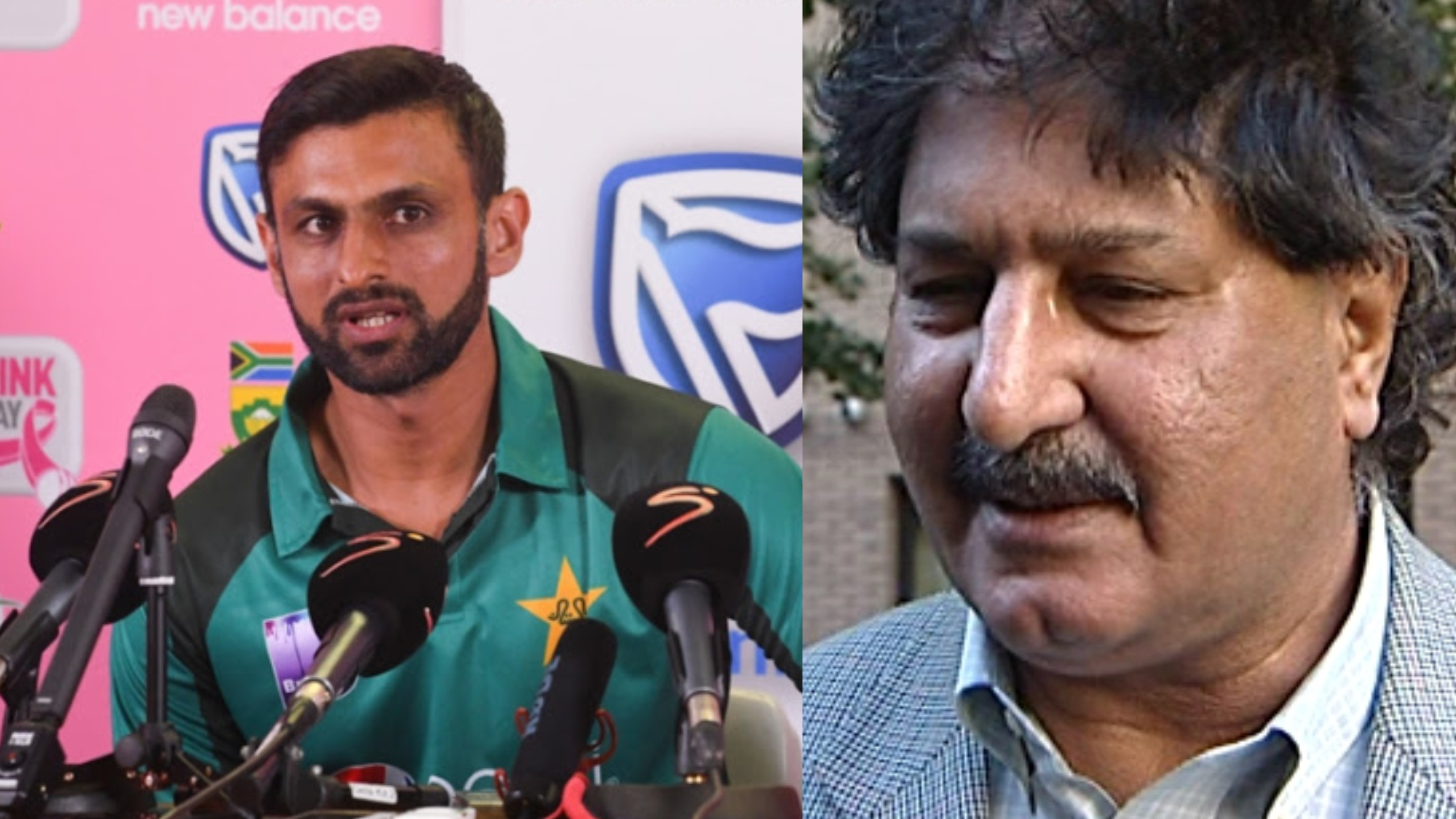 SA v PAK 2018-19: Sarfraz Nawaz slams PCB for appointing Shoaib Malik as stand-in skipper in South Africa