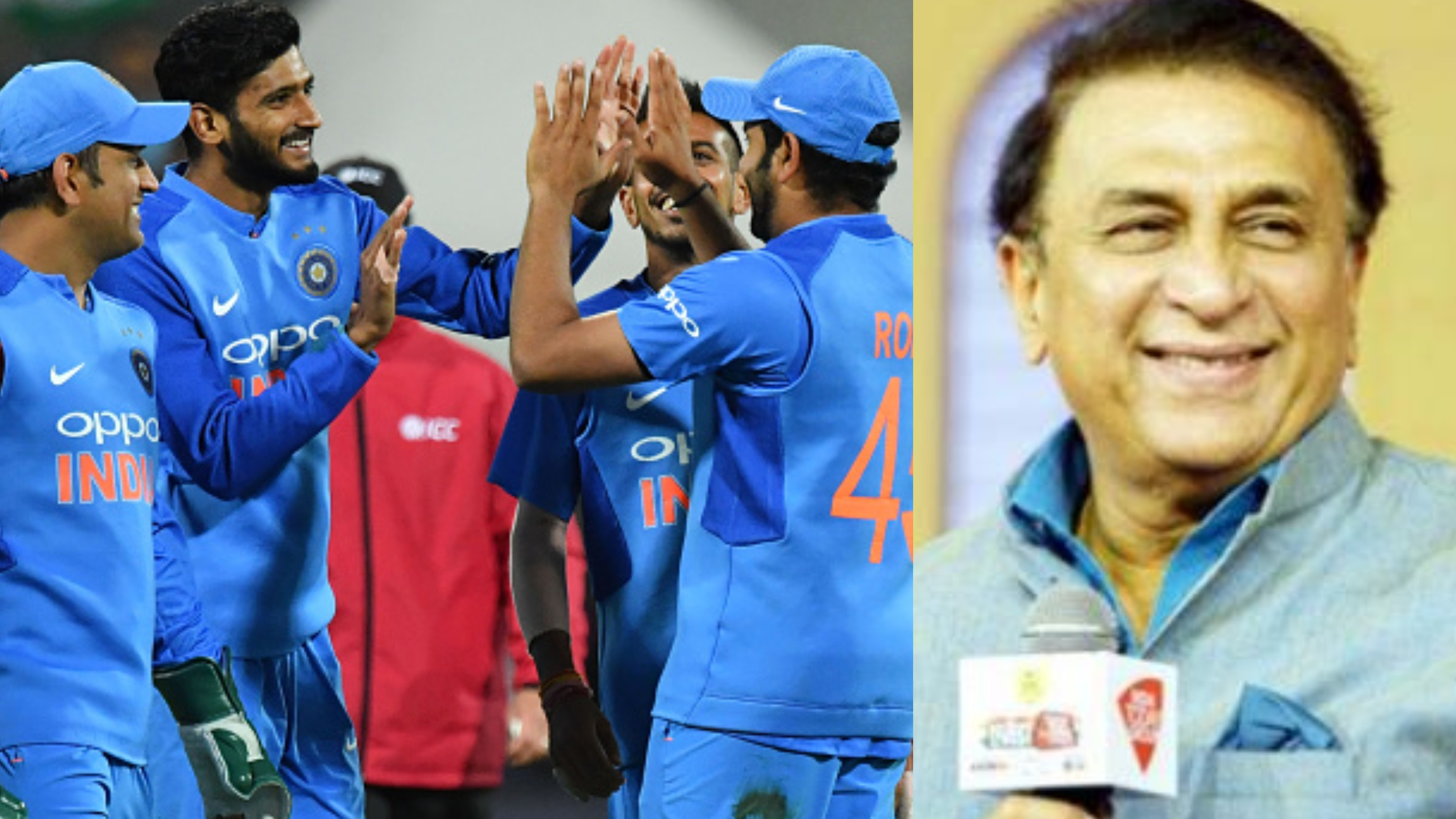 NZ v IND 2019: Sunil Gavaskar suggests India to experiment with playing XI rather than focusing on victory