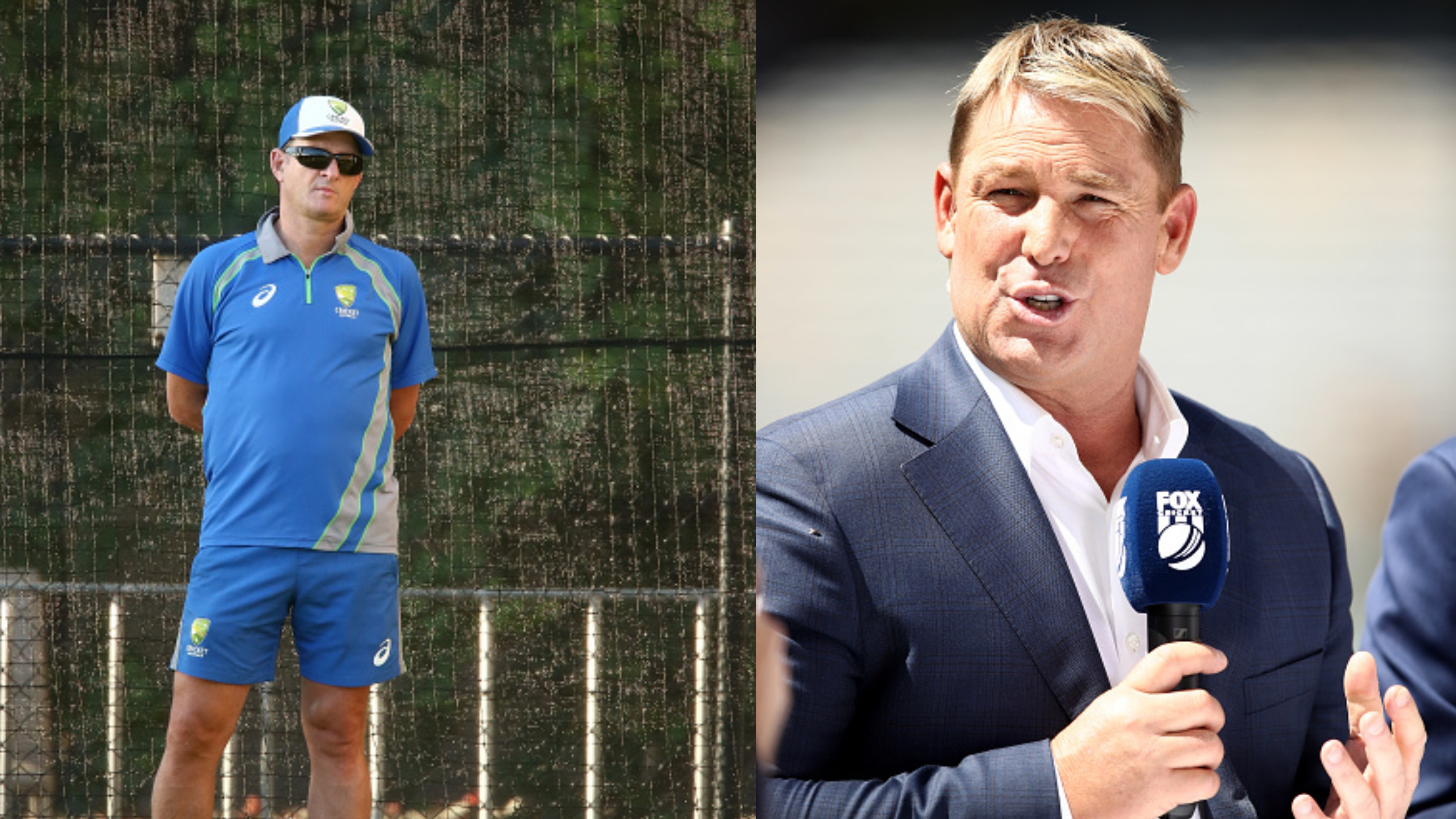Shane Warne suggests Australia batting coach replacement