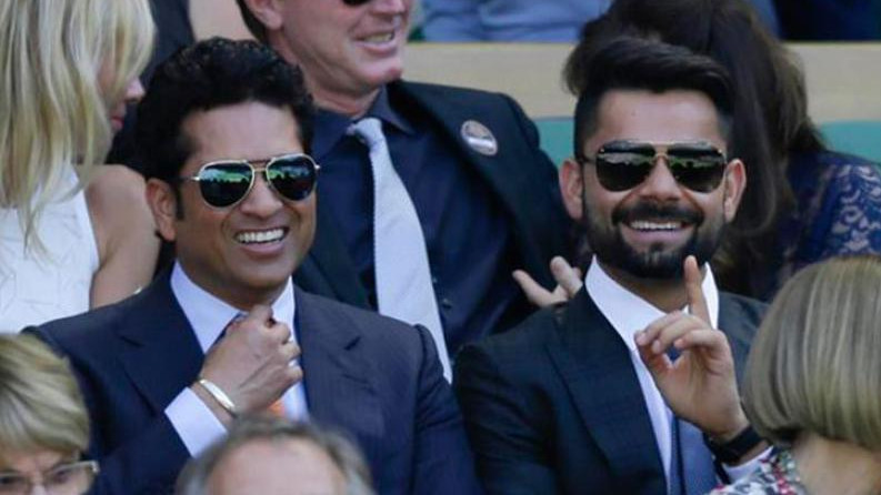 Virat Kohli's words of praise for Sachin Tendulkar on Mega Icons Show will win everyone's heart