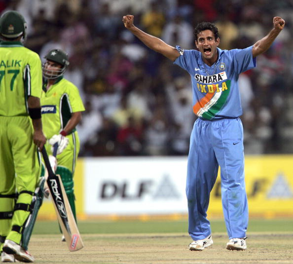 Pathan toured Pakistan for the first time in 2004 | Getty Images