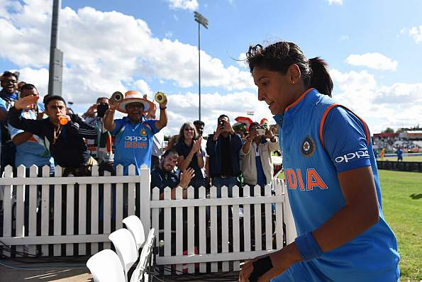 Harmanpreet Kaur | Getty