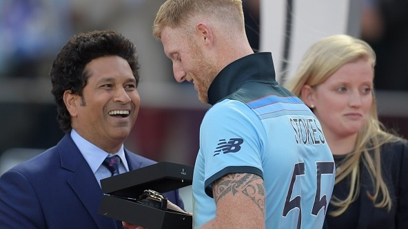 CWC 2019: Fans slam ICC after they rated Sachin Tendulkar lower than Ben Stokes