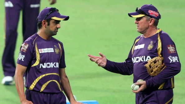 Gambhir says international experience not necessary for success as T20 batting coach