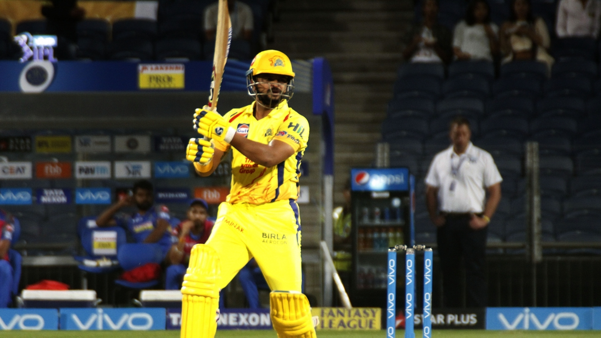 IPL 2018: CSK v MI - Suresh Raina's impressive 75* takes CSK to 169 against Mumbai Indians