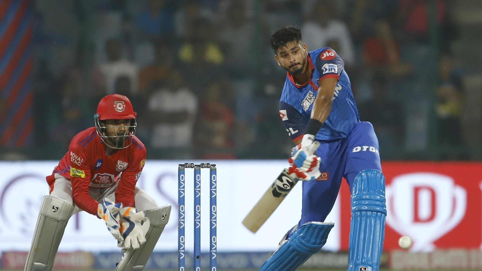 IPL 2019: DC v KXIP – Iyer and Dhawan fifties lead DC to 5-wicket win over KXIP