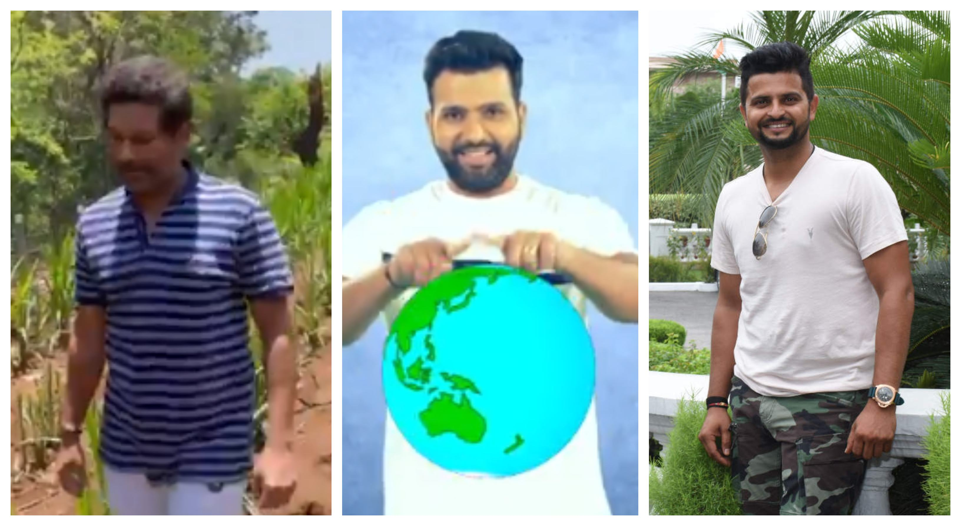 Indian cricketers shared insightful messages on social media | Twitter
