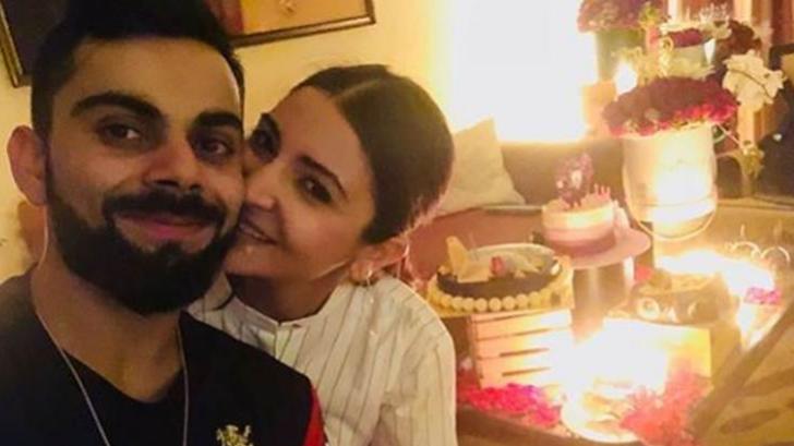 IPL 2018: अनुष्का के जन्मदिन पर विराट कोहली ने कुछ इस तरह सजाया था कमरा