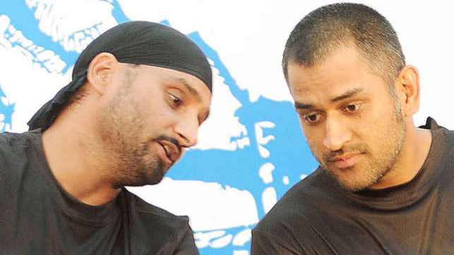 IPL 2018: Harbhajan Singh curious to know why MS Dhoni shaved his head after World Cup 2011?