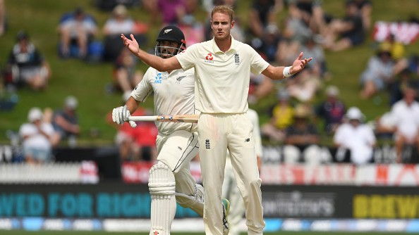 NZ v ENG 2019: Broad challenges England batsmen to
