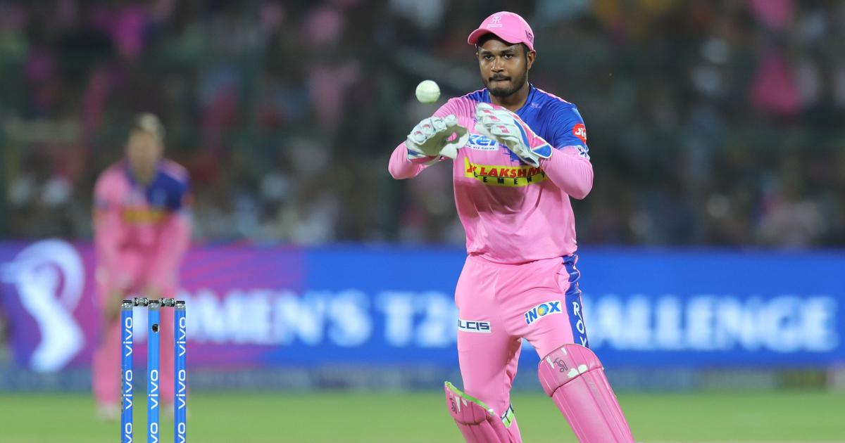 Sanju Samson was named the RR captain for IPL 2021 | AFP