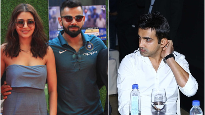 Gautam Gambhir doesn't support Virat Kohli's request to allow wives on full tours