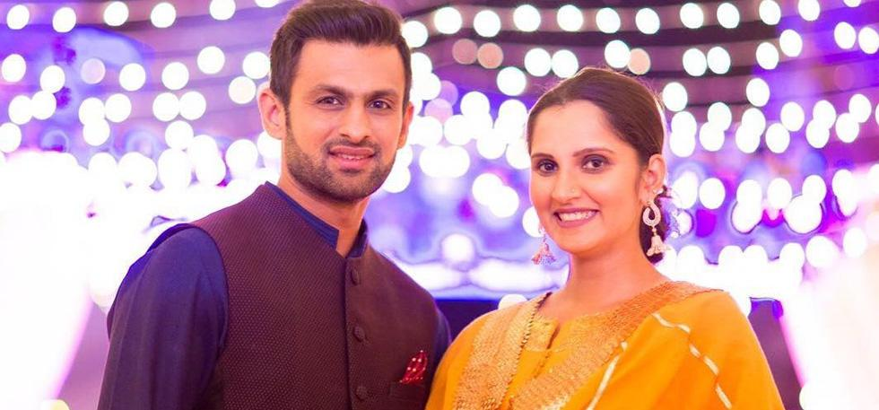 Shoaib Malik and Sania Mirza | Instagram
