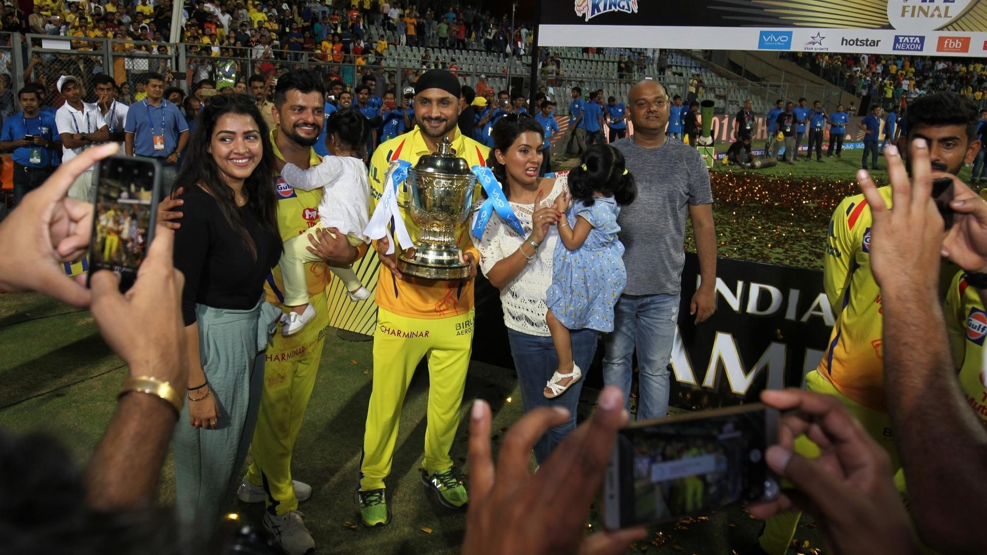 IPL 2018 : हरभजन सिंह ने फाइनल के लिए प्लेइंग XI में शामिल नहीं किये जाने के बारे में किया खुलासा