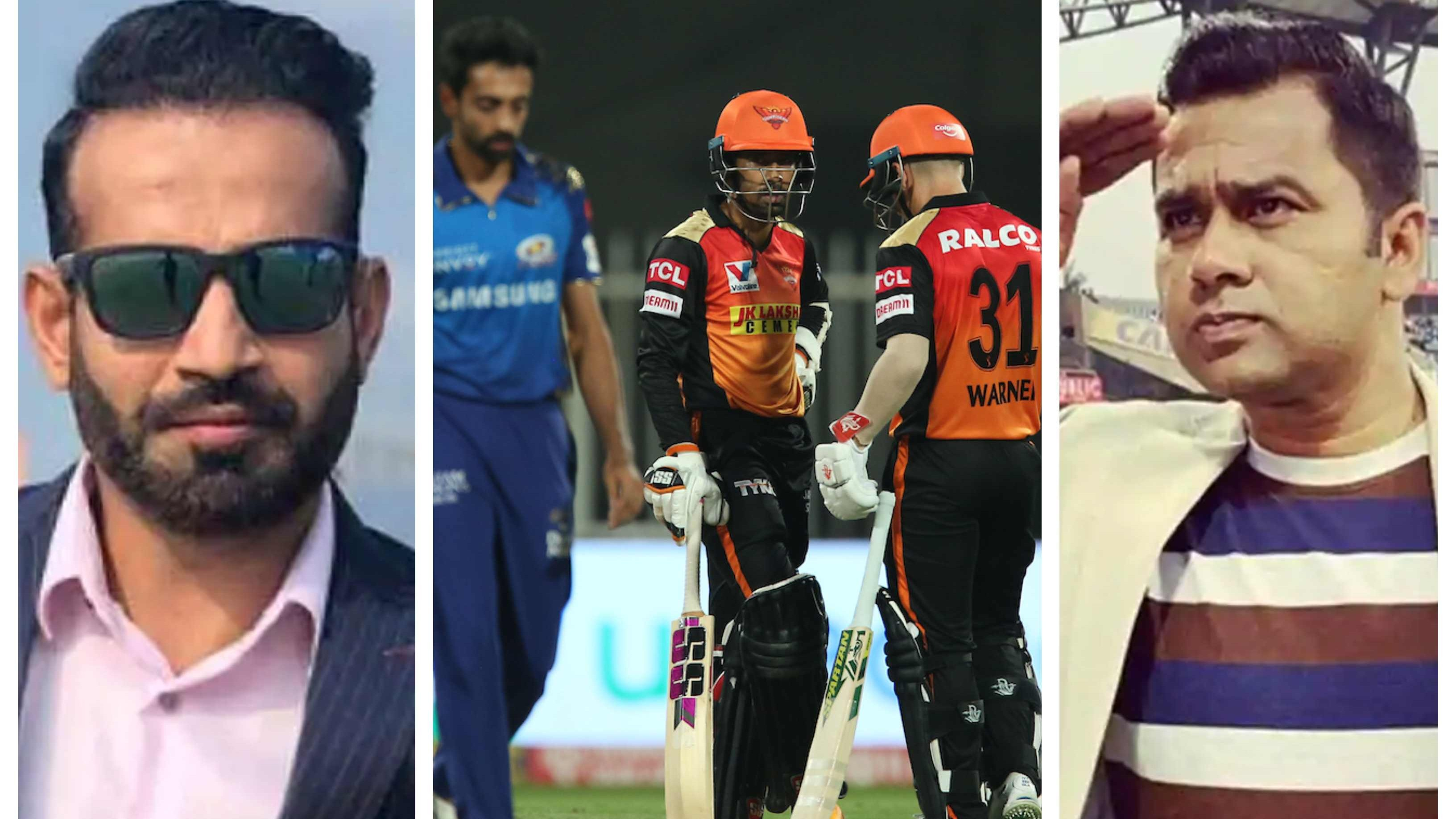IPL 2020: Cricket fraternity reacts as SRH thrash MI by 10 wickets to qualify for playoffs