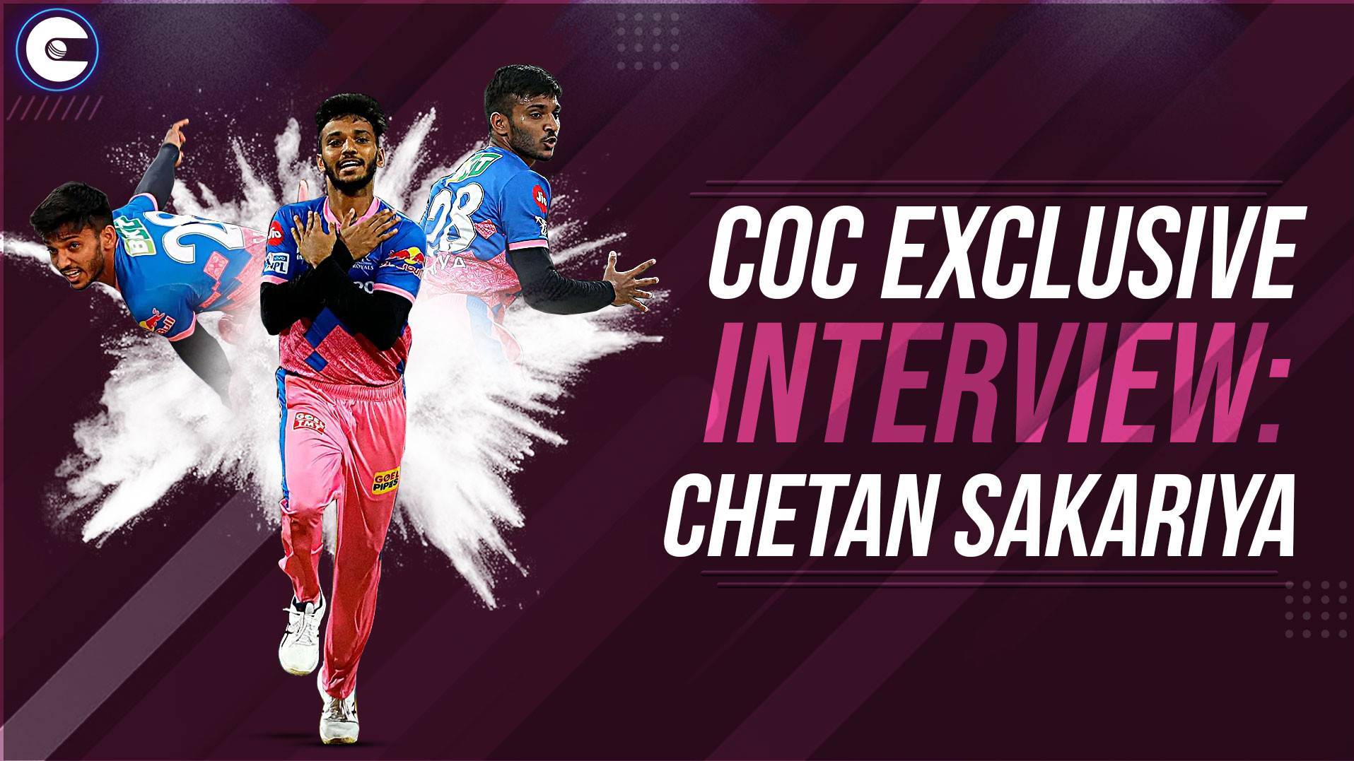 Exclusive: Circle of Cricket interview with Chetan Sakariya
