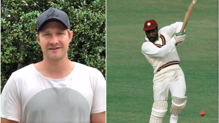 Sir Viv Richards reveals why he never liked wearing helmet in Shane Watson's podcast